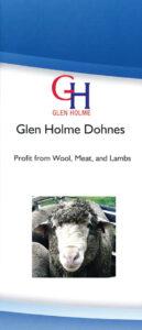 Glen Holme Dohnes Brochure
